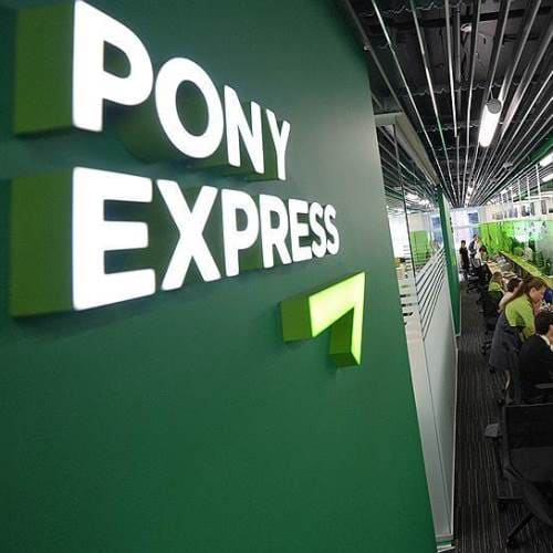 PONY EXPRESS открывает склады в Германии и Великобритании